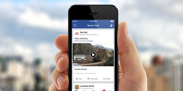 Cara Matikan Autoplay pada Video Facebook