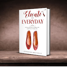 "My book ""Elevate the Everyday"" is available in e-book or paperback format from Amazon"