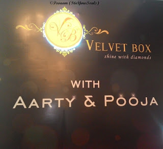 Unveiling The Lustrous Velvet Box