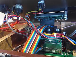 UBITX wiring