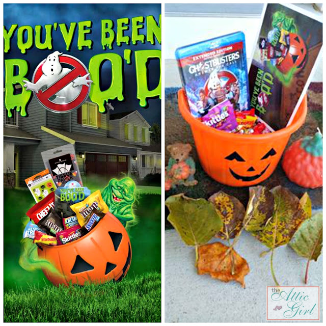 Boo It Forward, You've Been Boo'd, Halloween traditions
