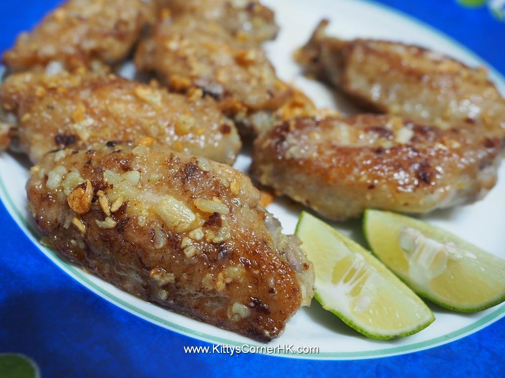Viet Style Chicken Wings DIY recipe  越式雞翼自家食譜