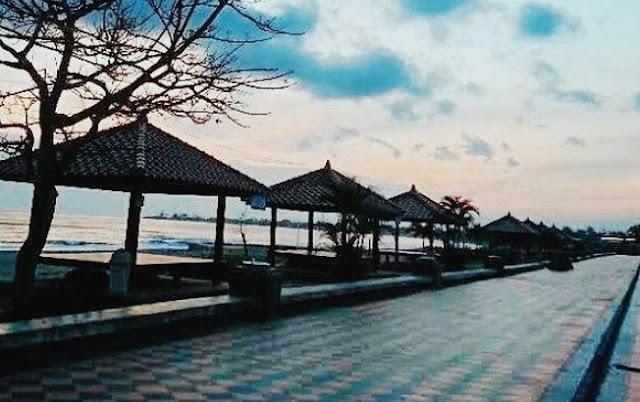 Pantai Marina Korong Batu