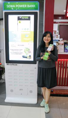 Takut Kehabisan Baterai Handphone Saat Jalan-jalan? Power Bank ReCharge Solusinya!