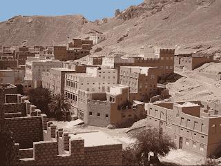 Orang-Orang Shaleh Di Kota Tarim