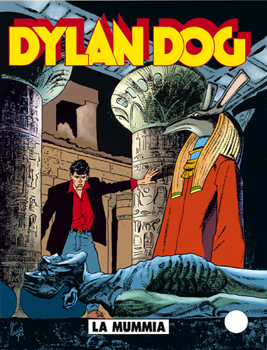 Dylan Dog (1986) 55 Page 1