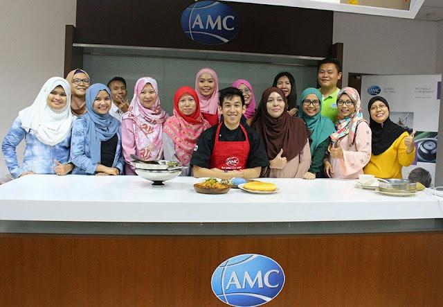 Masak-Masak Bersama AMC dan Chef Zamir