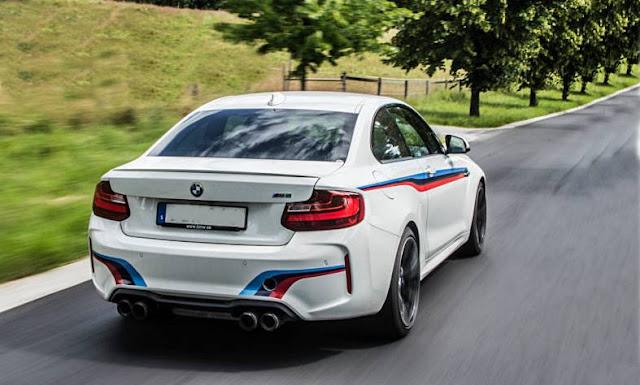 2017 BMW M2 Test Drive