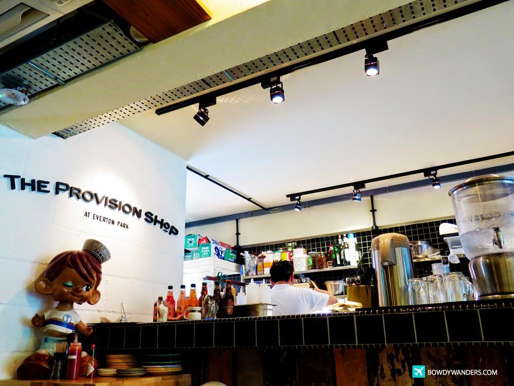 bowdywanders.com Singapore Travel Blog Philippines Photo :: Singapore :: The Provision Shop, Everton Park