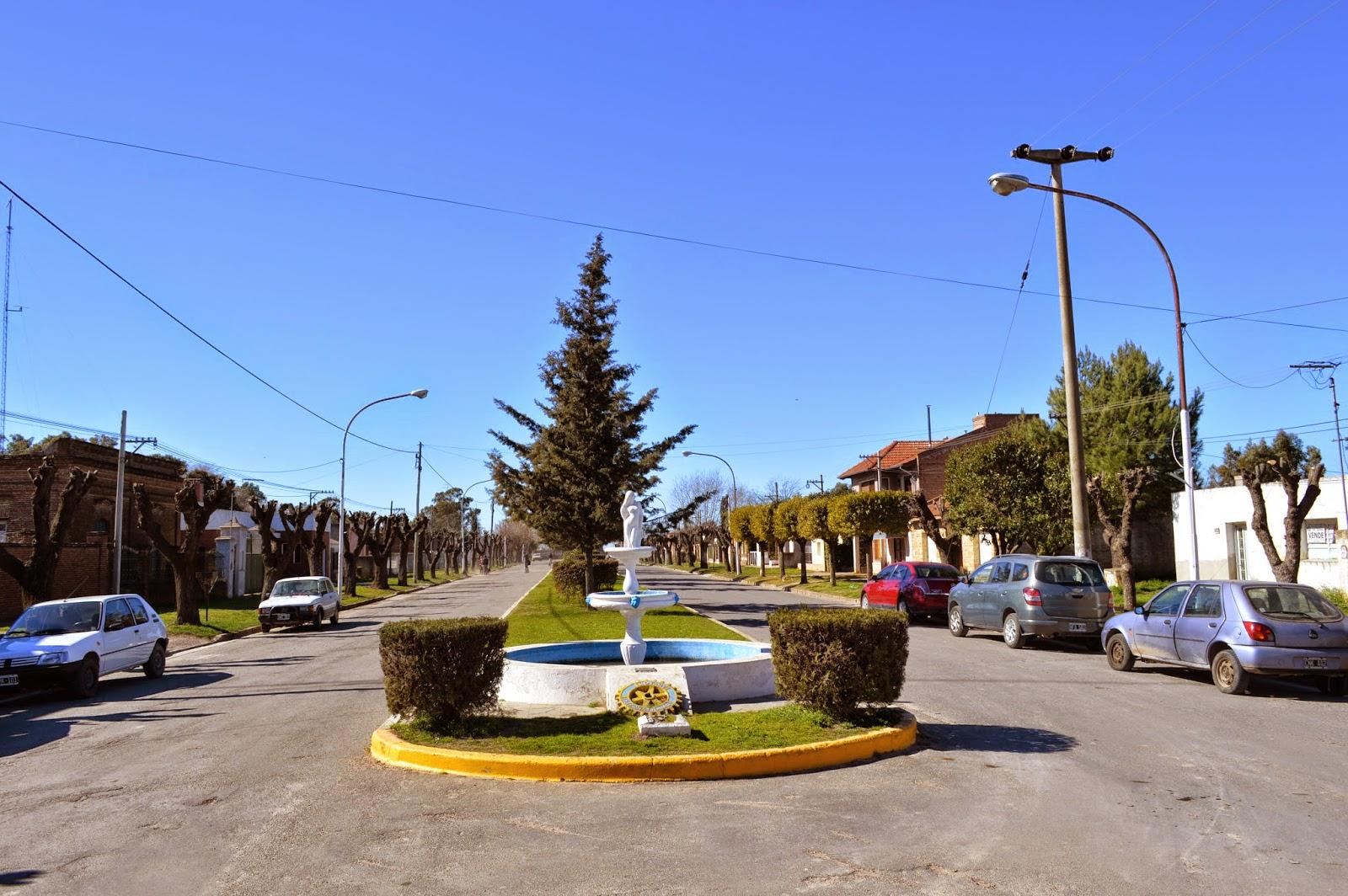 Norberto de Buenos Aires: CORONEL SUAREZ: COLONIAS DE