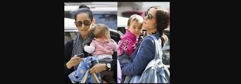 Julieta Venegas en pleito por apellidos de su hija