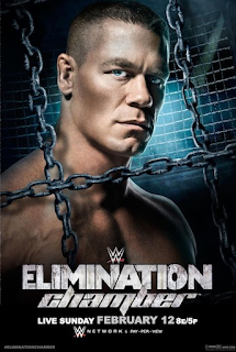 WWE Elimination Chamber 2017 PPV 480p WEBRip 700MB