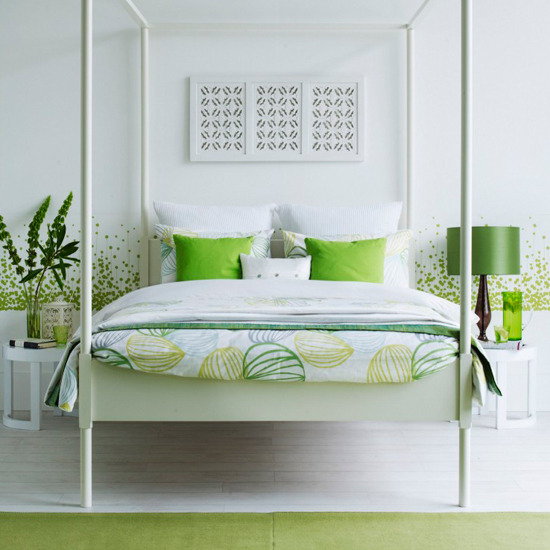 New Home Interior Design: Summer Bedroom Designs