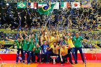 VOLEIBOL - Brasil y China se coronan en la Copa Mundial de los Grandes Campeones 2017