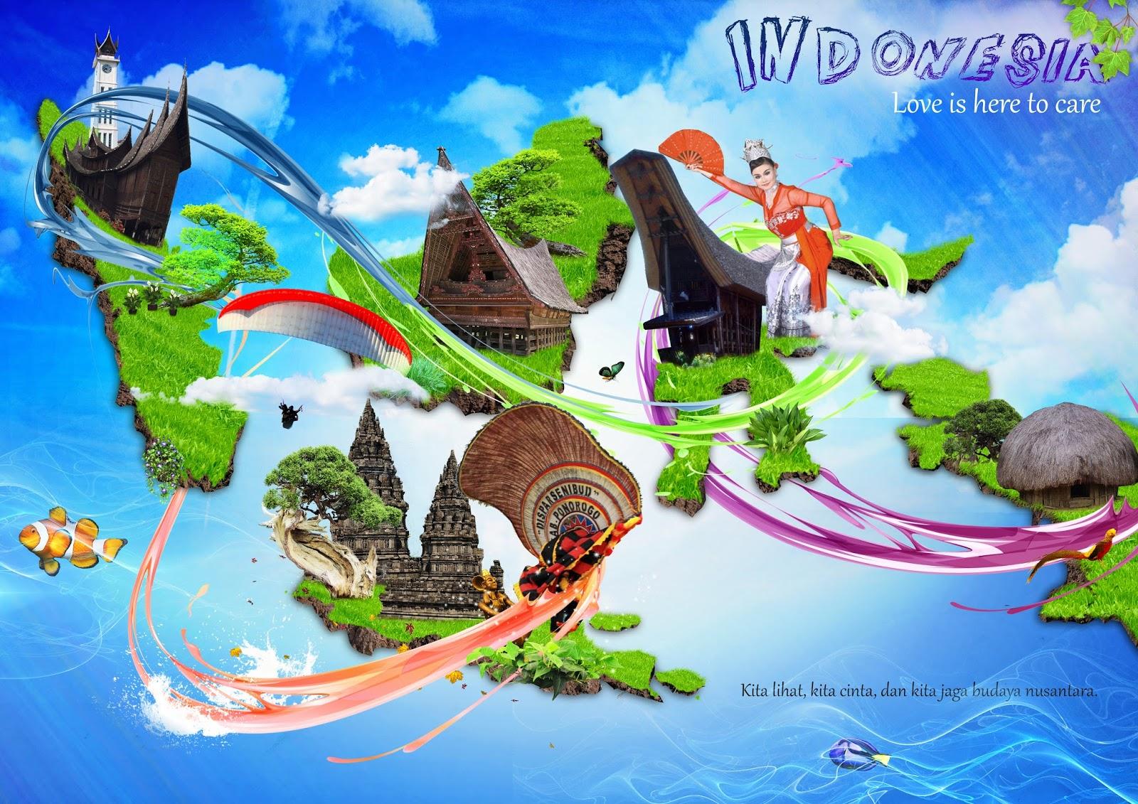 Mendulang Emas dari Pariwisata Budaya Indonesia « Jemari.id