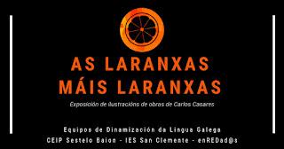 AS LARANXAS MÁIS LARANXAS