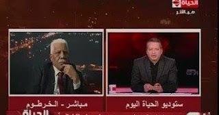 وزير الإعلام السودانى : ثلث السد العالى على أراضى سودانية