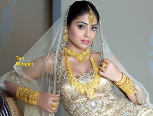 Indian Bridal Jewelry Gold Bridal Jewellery