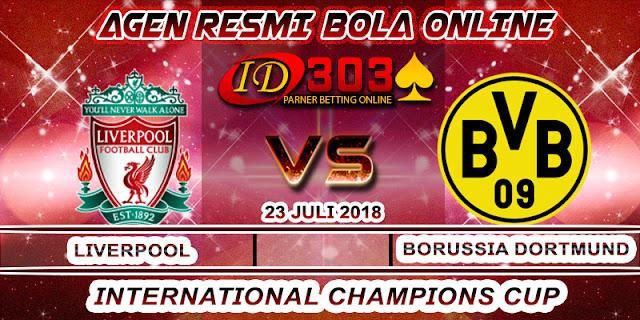 Prediksi Bola Liverpool Vs Borussia Dortmund