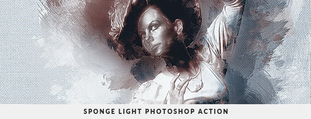 Painting 2 Photoshop Action Bundle - 96