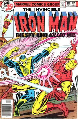 Iron Man #117