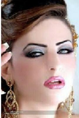 مكياج لبناني