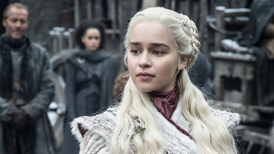Daenerys Targaryen Game Of Thrones 4k Wallpaper 97