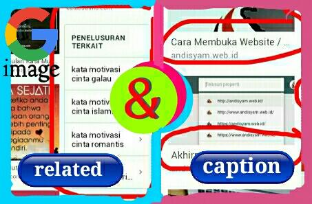 Muncul Caption Setiap Gambar & Fitur Penelusuran Terkait di Pencarian Google Image
