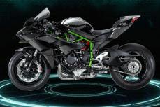 Kawasaki H2R kena recall di Negeri Kanguru