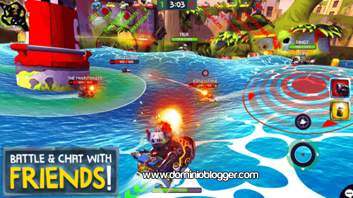 Juego Battle Bay para Android