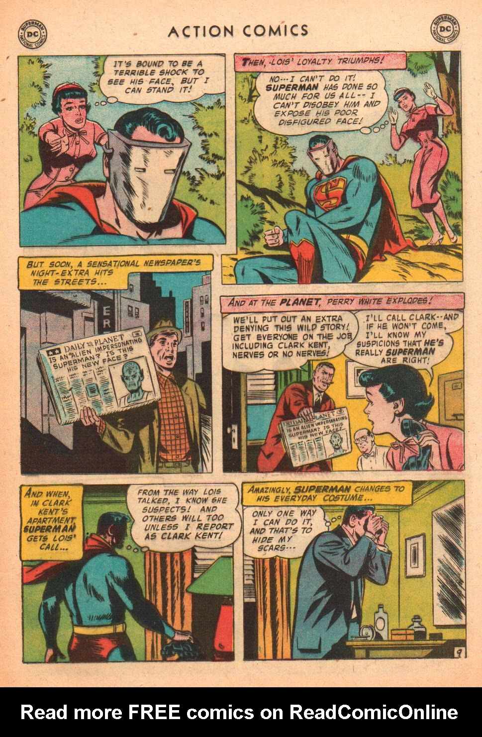 Read online Action Comics (1938) comic -  Issue #239 - 11