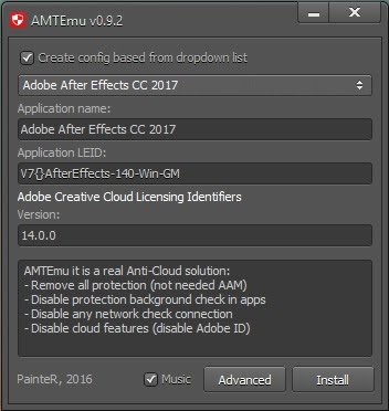 AMT Emulator v0.9.2 by PainteR