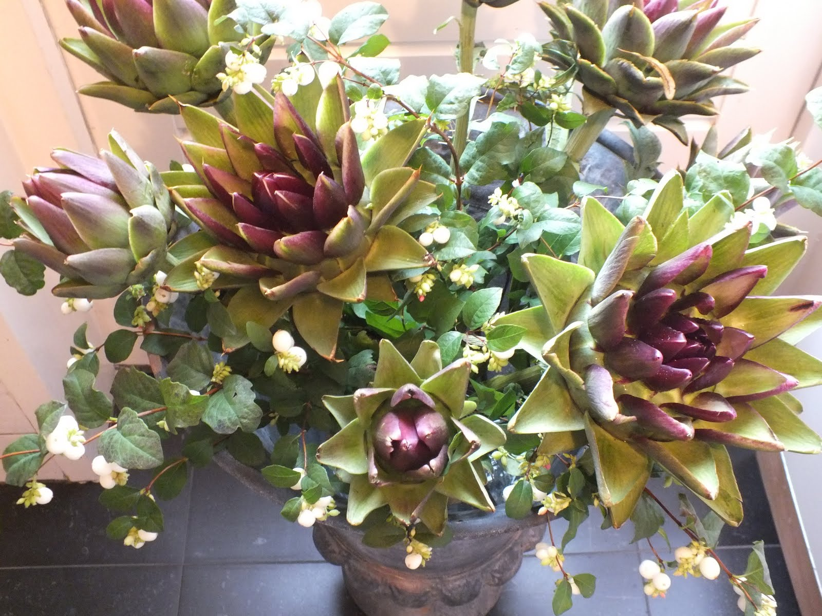 Fabulous Verrassend Goed!: Een bloemetje op woensdag &ZD41