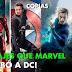 10 Personajes de Dc, que Marvel copio descaradamente