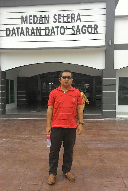 Medan Selera, Dataran Dato' Sagor