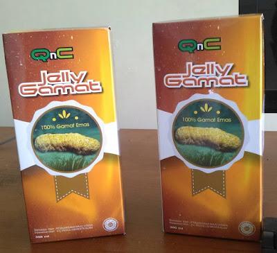 Jelly Gamat Obat Abses (Penimbunan Nanah)
