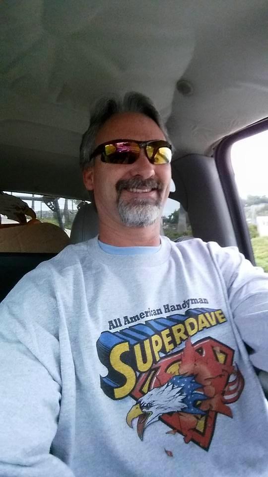 All American Handyman Super Dave: June 2015
