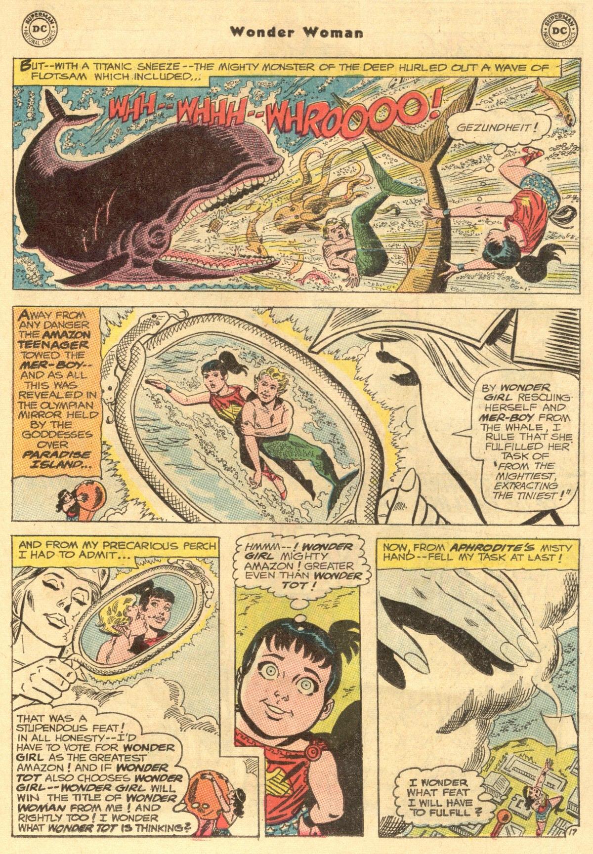 Read online Wonder Woman (1942) comic -  Issue #154 - 23