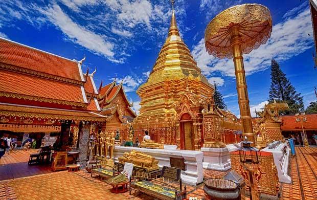 Doi Suthep Thailand