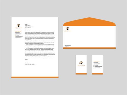 Thiết kế in ấn tiêu đề thư đẹp giá rẻ tại Hà Nội