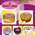 Desain Brosur Kue Lebaran Mekarsari Snack