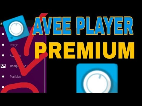 download avee music player pro mod