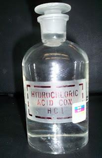 Ácido Clorídrico (HCl): obtenção, usos e toxicidade