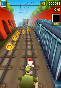 Subway Surfers addicting and fun Android game to play