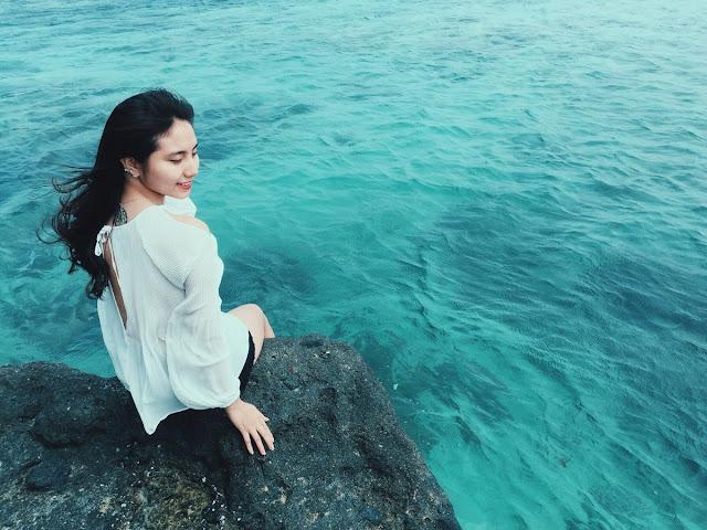 Hoa hậu FRT bật mí du lịch Lý Sơn 'ngon bổ rẻ' - Hình 4