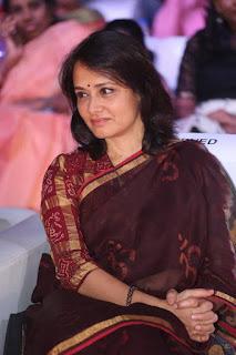 Actress Amala Pictures in Saree at Oopiri Audio Launch 0003