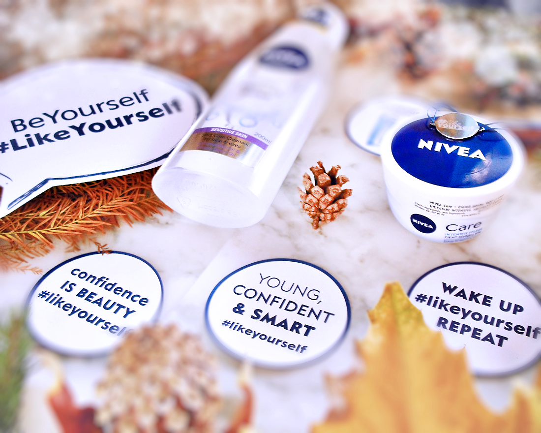 Nivea Micellar Water Sensitive Skin - Nivea Care - Like Yourself - review