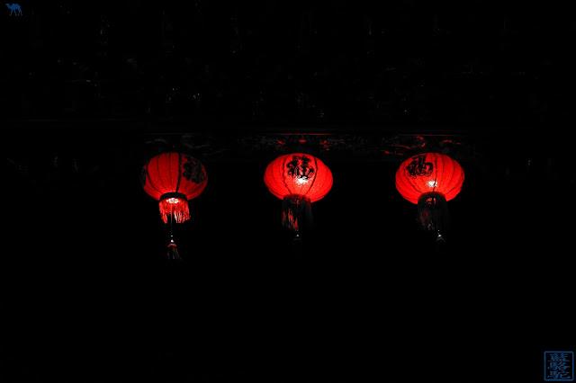 Le Chameau Bleu - Lampions de Taitung