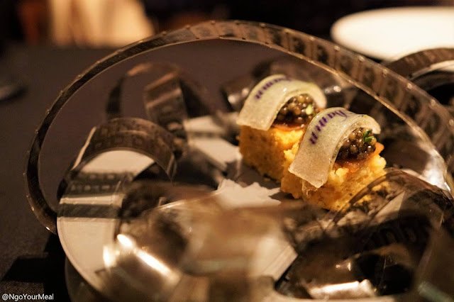 Gone with the Caviar at NEXT in Chicago