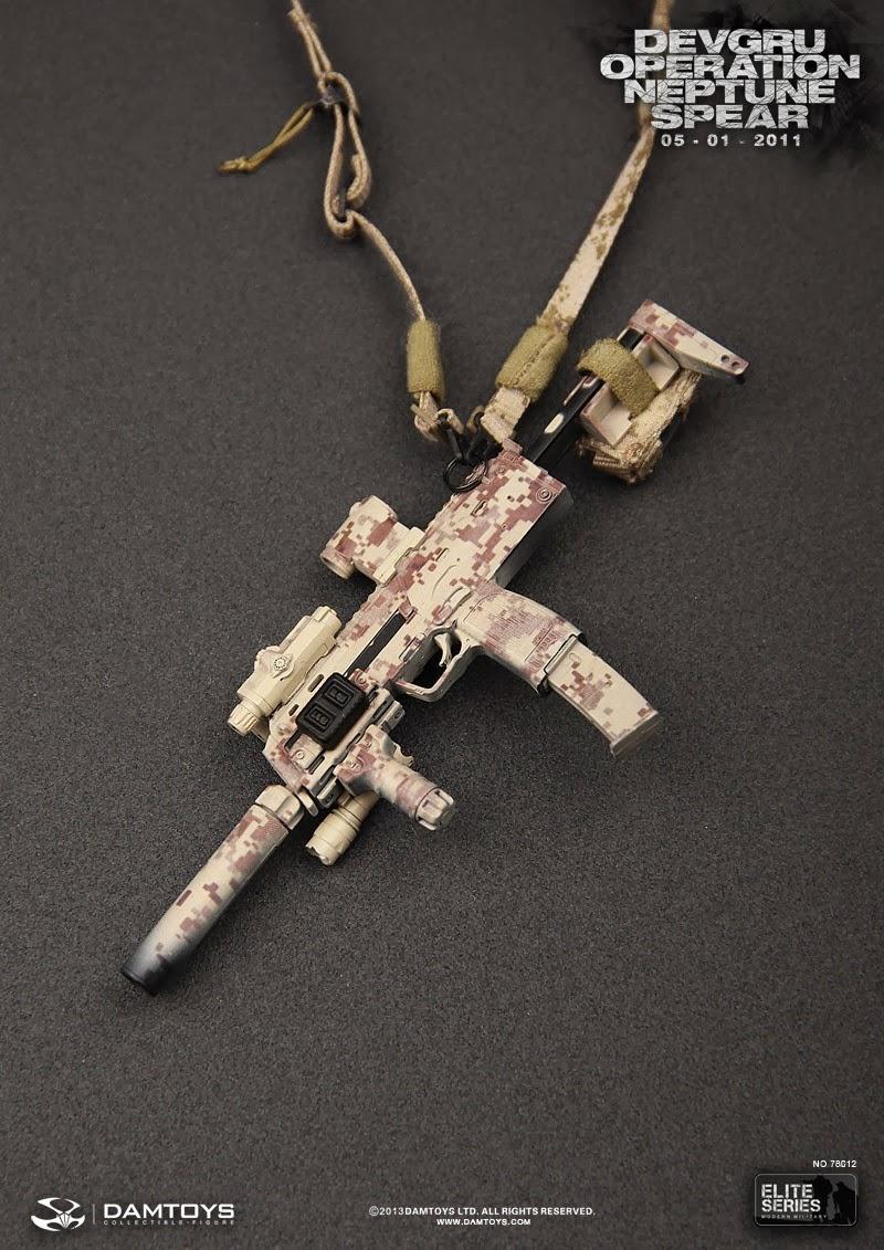 Led Utility Light >> One Sixth Military Figure : DAM Toys DEVGRU Operation ...